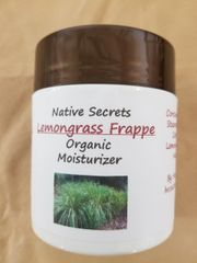 Native Secrets Lemongrass Frappe moisturizer 6 oz. $8.00