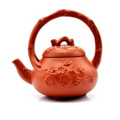 Yixing Red Clay Tea Pot fits in your hand