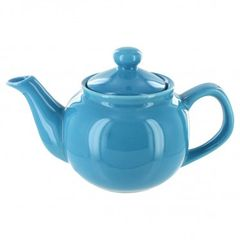 Light Blue English style tea pot