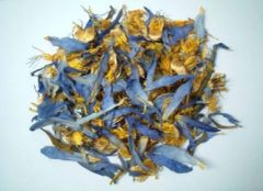 Dried Blue Lotus Flowers One Ounce