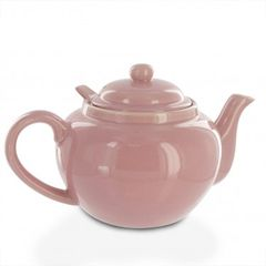 Amesterdam Rose glossy 2 Cup Tea Pot with infuser