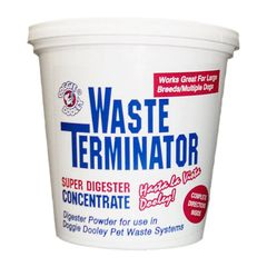 Waste Terminator 1 Year Supply