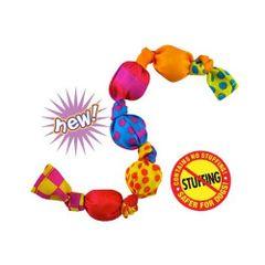 Stuffing Free Mini Squeak Chain