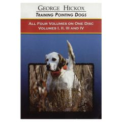 Pointing Dog DVD Collection Vols. 1-4
