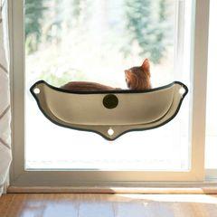 EZ Mount Window Bed Kitty Sill