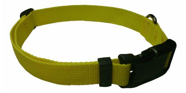 Beast-Master Polypropylene Dog Collar Sundrop Yellow