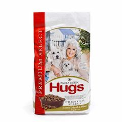 Paula Dean Premium Select Dog Food Lamb and Rice 4.5 lbs.