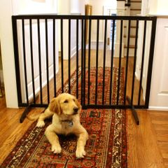Extra Tall Free Standing Pet Gate