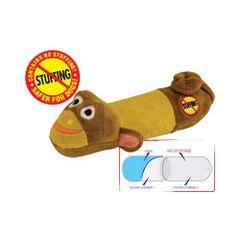 Stuffing Free Lil' Squeak Monkey