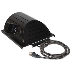 Hound Heater Dog House Furnace Deluxe with Cord Protector