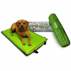 Puff Pad Dog Self-Inflating Pet Bed