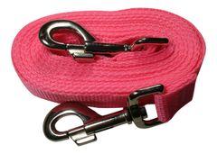Beast-Master Polypropylene Dog Tether Polly Pink
