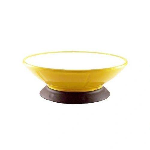 Modapet Lemon Zest Pedestal Pet Bowl