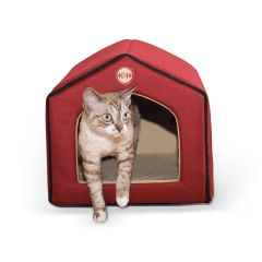 Unheated Indoor Pet House