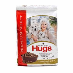 Paula Dean Premium Select Dog Food Lamb and Rice 12 lbs.
