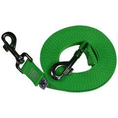 Beast-Master Nylon Dog Tether Electric' Green (NEON)
