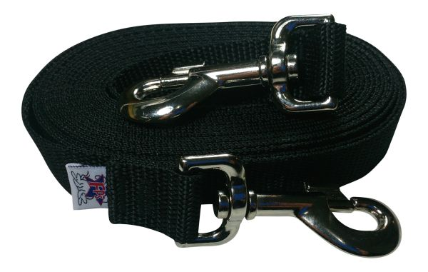 Beast-Master Polypropylene Dog Tether Black