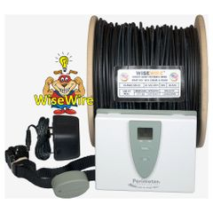Perimeter Ultra Fence System 16 gauge WiseWire�