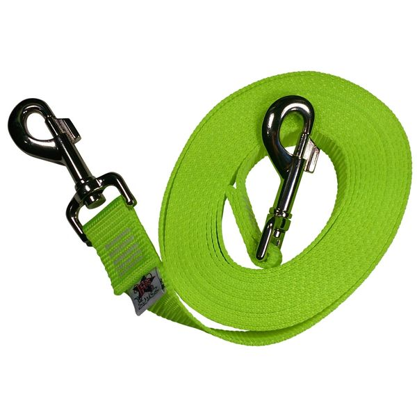 Beast-Master Nylon Dog Tether Screamin' Yellow (NEON)
