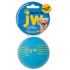 JW Isqueak Ball Dog Toy