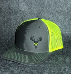 Mineral Mizer hat - Neon Yellow SOLD OUT