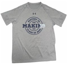UA Men's History in the Making T-Shirt with Heatgear Technology