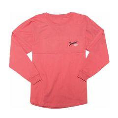 Senior 2019 Women's Pom Pom Jersey Sweatshirt