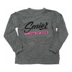 Class of 2019 Women's Cozy Crew Pullover