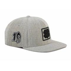 Dream Big '19 Lucky Square Snapback Flat Bill Hat