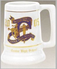 Class Mug with Senior Names**