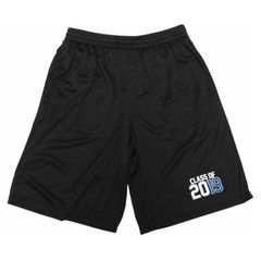 Class of 2019 Men's Full Court Mesh Athletic Shorts