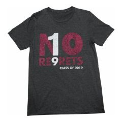 No Regrets T-Shirt (navy)