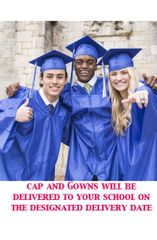 Cap, Gown & Tassel Unit