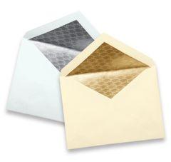Deluxe Inner Envelopes