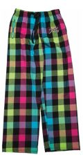 Senior 2019 Women's Neon Classic Flannel Pajama Pants
