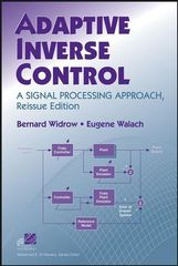 IEEE-22609-4 Adaptive Inverse Control: A Signal Processing Approach, Reissue Edition