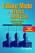 ASQ-H1188-2003 Failure Mode and Effect Analysis: FMEA from Theory to Execution, Second Edition
