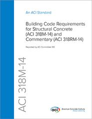 ACI-318M-14 Metric Building Code Requirements for Structural Concrete and Commentary