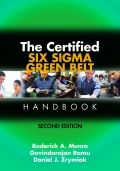 ASQ-115157-2015 The Certified Six Sigma Green Belt Handbook, Second Edition
