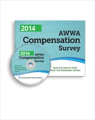AWWA-60137 Small and Medium-sized Water and Wastewater Utilities, Compensation Survey