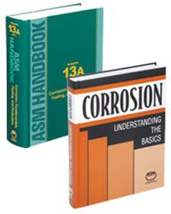 ASM-05311G Corrosion Handbook and Book Set