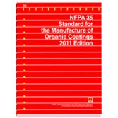 NFPA-35(11): Standard for the Manufacture of Organic Coatings