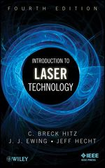 IEEE-91620-9 Introduction to Laser Technology, 4th Edition