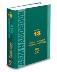 ASM-06185G-V18-1992 ASM Handbook Volume 18: Friction, Lubrication, and Wear Technology