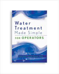 AWWA-20526 Water Treatment Made Simple for Operators