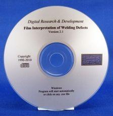 ASNT-3450E 1997 Affordable Computer Based Education for NDT: Film Interpretation of Welding Defects (CD-ROM) (Video Presentation)