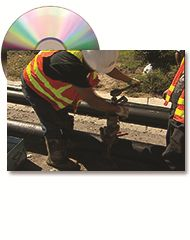 AWWA-64331 Water Distribution Operator Training Series 5 DVD Set