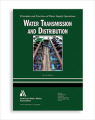 AWWA-1957 2010 WSO: Water Transmission and Distribution, Fourth Edition