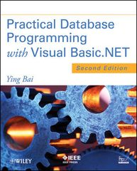 IEEE-16205-7 Practical Database Programming with Visual Basic.NET, 2nd Edition