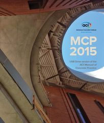 ACI-MCPUSB15 Manual of Concrete Practice USB 2015